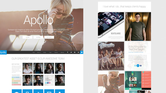 Apollo: A WordPress Theme From Scratch pt 2: Design